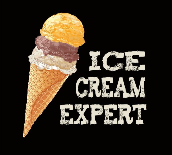 Ice Cream Expert Print On Demand Package